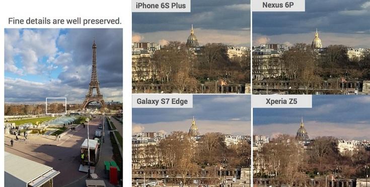 У смартфона Samsung Galaxy S7 edge лучшая камера на рынке