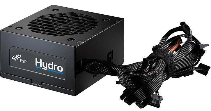 FSP наделила блоки Hydro 80 Plus Bronze системой контроля оборотов вентилятора