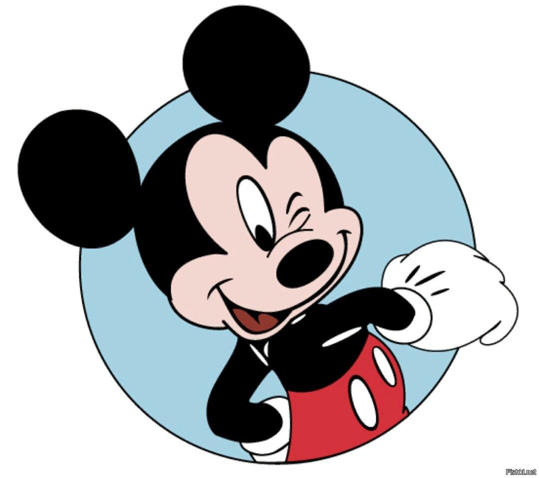 Как Микки Маус поменял авторское право? - 2