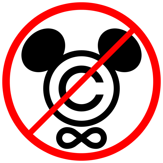 Как Микки Маус поменял авторское право? - 1