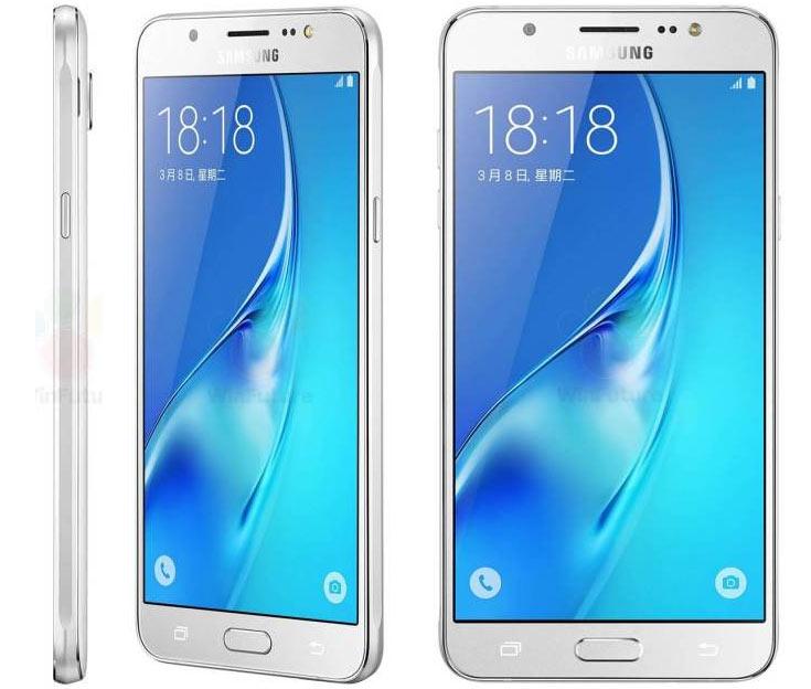 Смартфон Samsung Galaxy J7 (2016) будет оснащен дисплеем AMOLED размером 5,5 дюйма и разрешением Full HD
