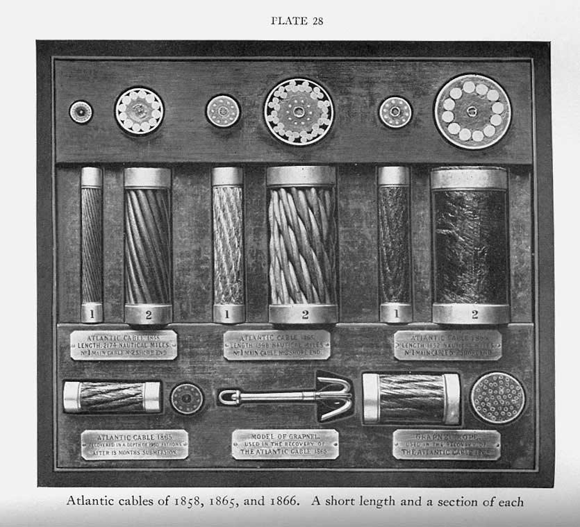 Первые трансатлантические кабели — когда они появились и как работали? - 4