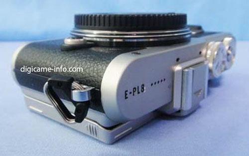 Технические характеристики и цена Olympus PEN E-PL8 пока неизвестны