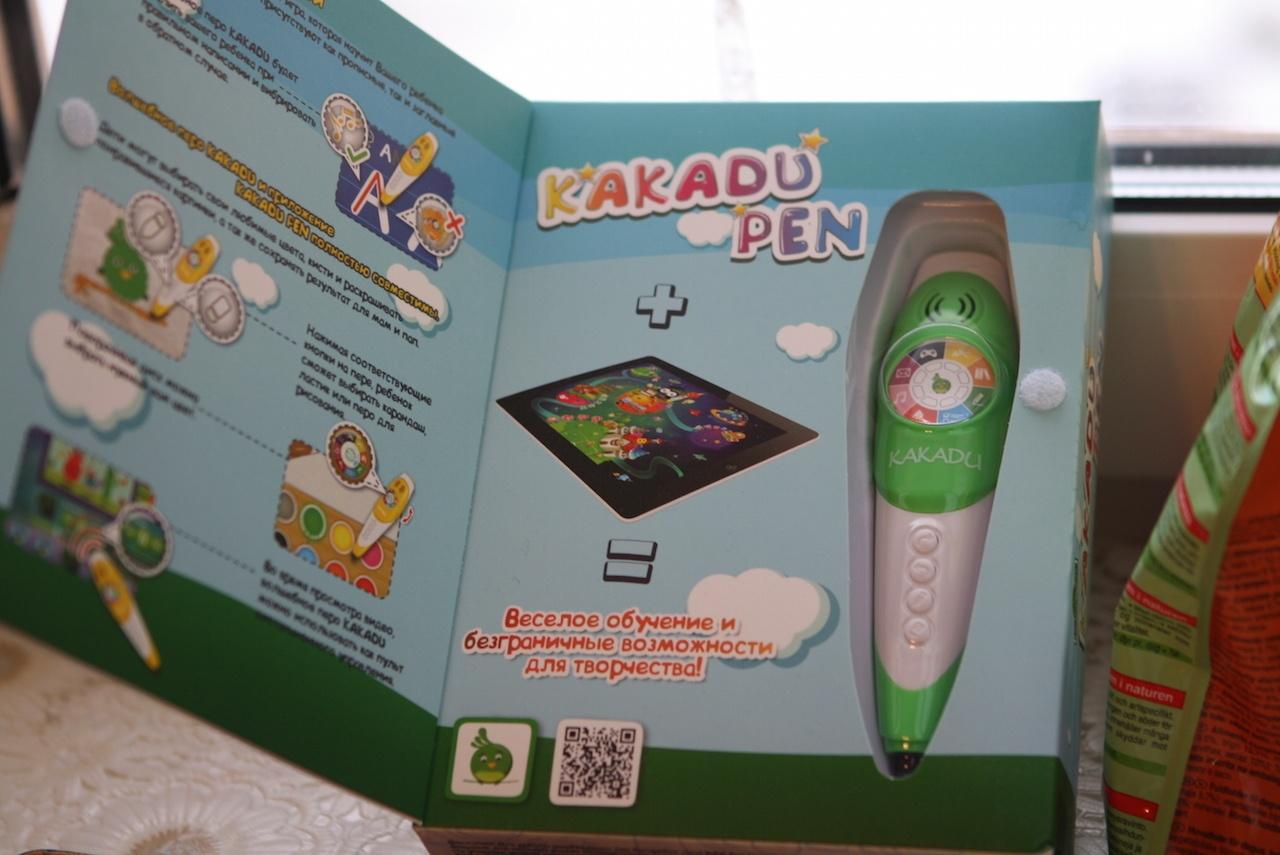 Kakadu Pen — еще один детский гаджет - 9