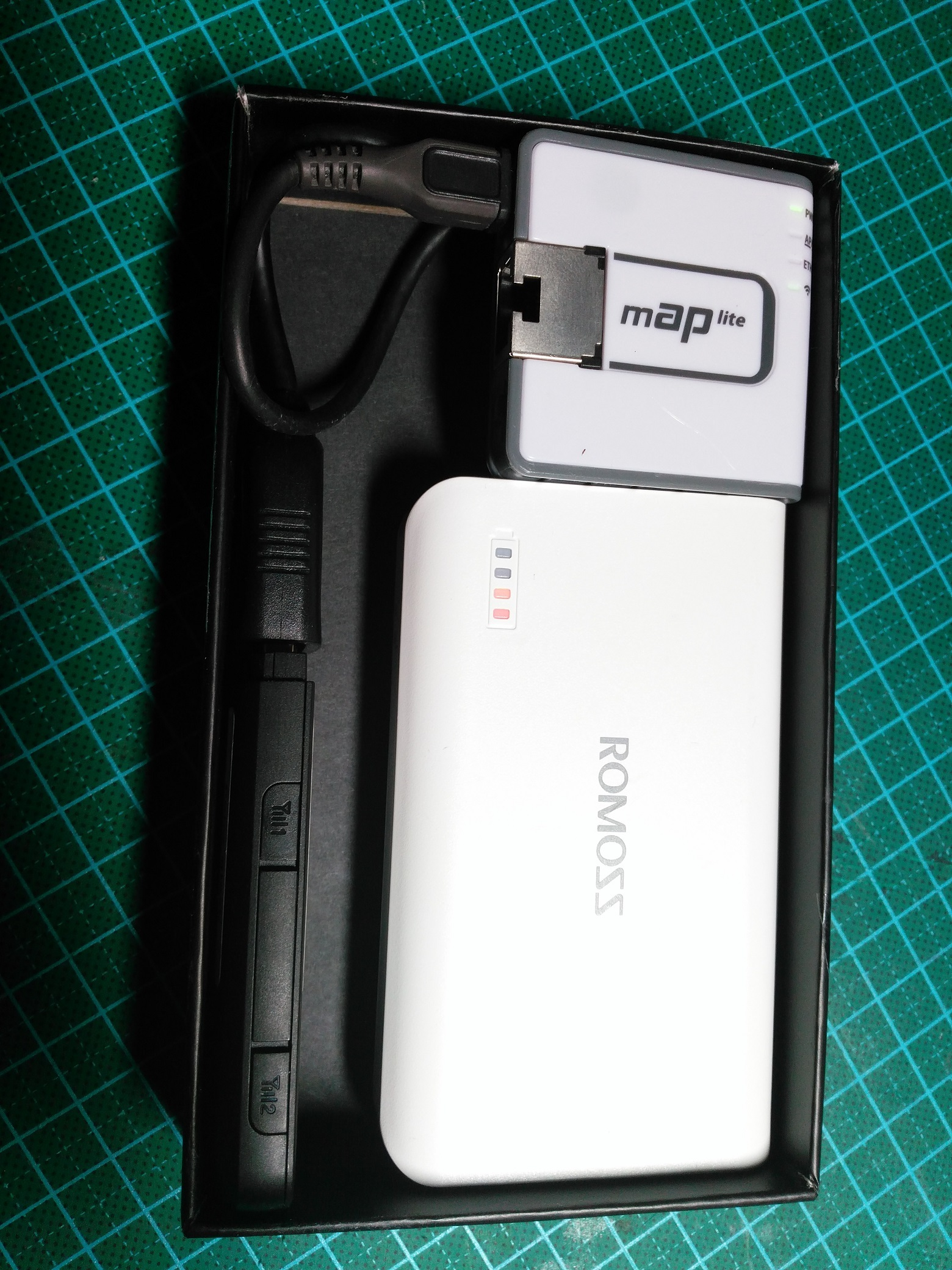 Mikrotik mAP lite - 36