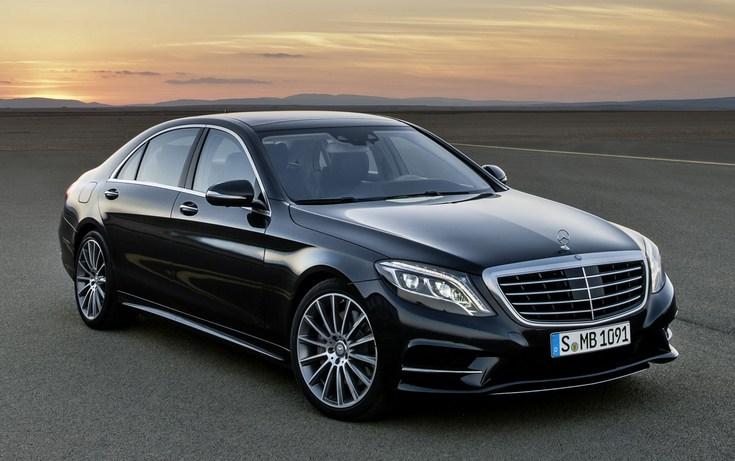 Слухи говорят о том, что Uber купит минимум 100 000 автомобилей Mercedes-Benz S-Class