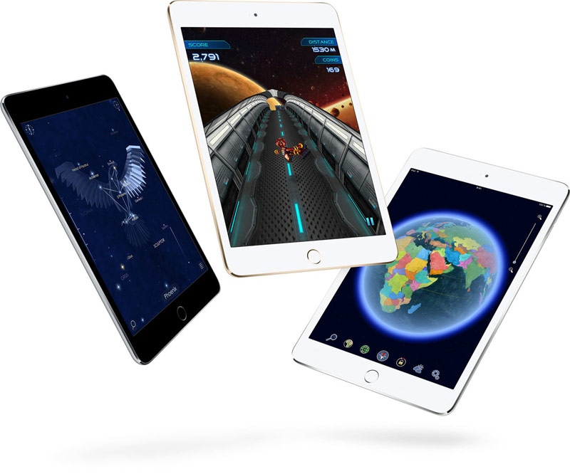 Анонсирован планшет iPad Pro с дисплеем диагональю 9,7 дюйма, цена которого составит от $600 до $900