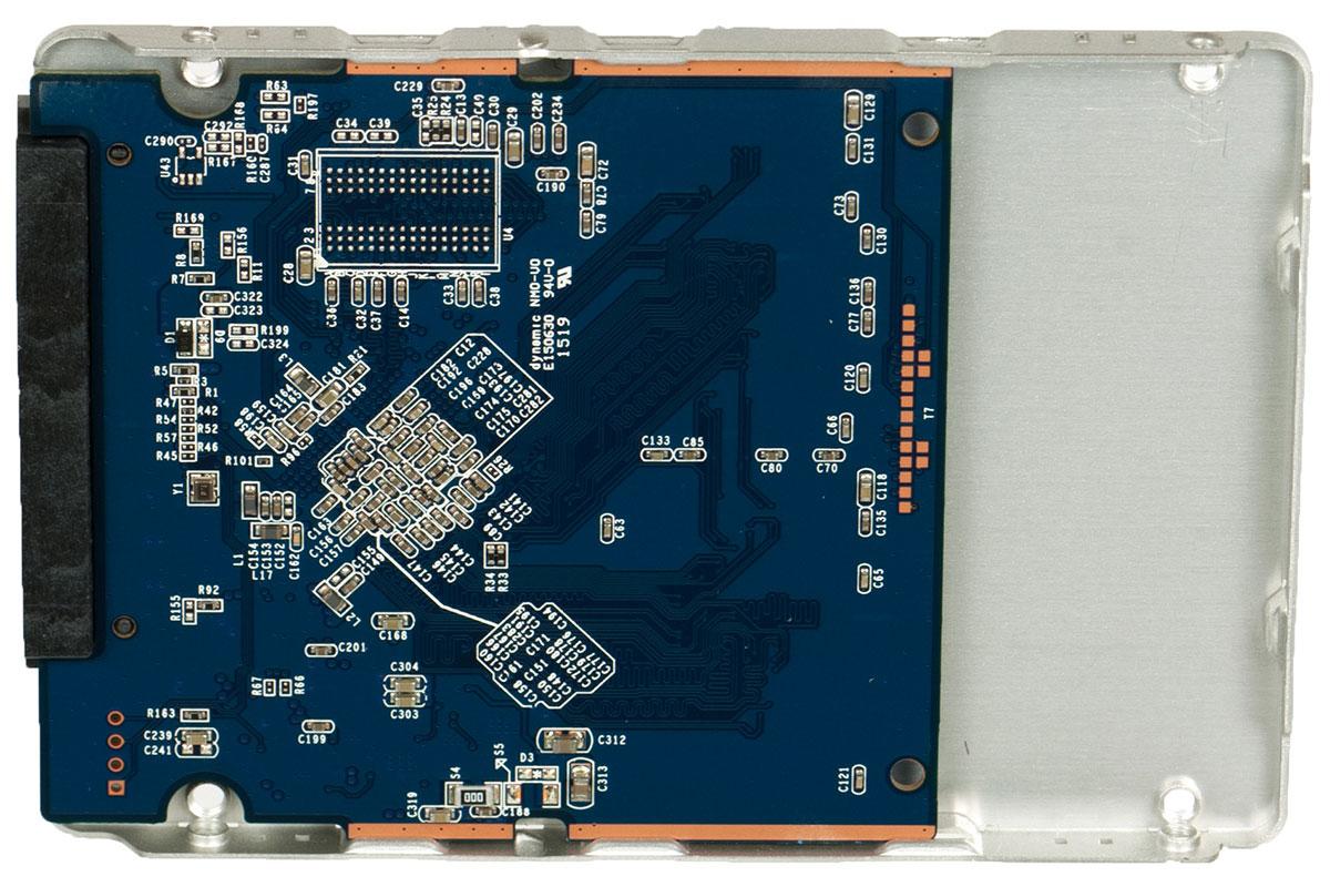 Честный обзор накопителя OCZ Trion 150 - 6