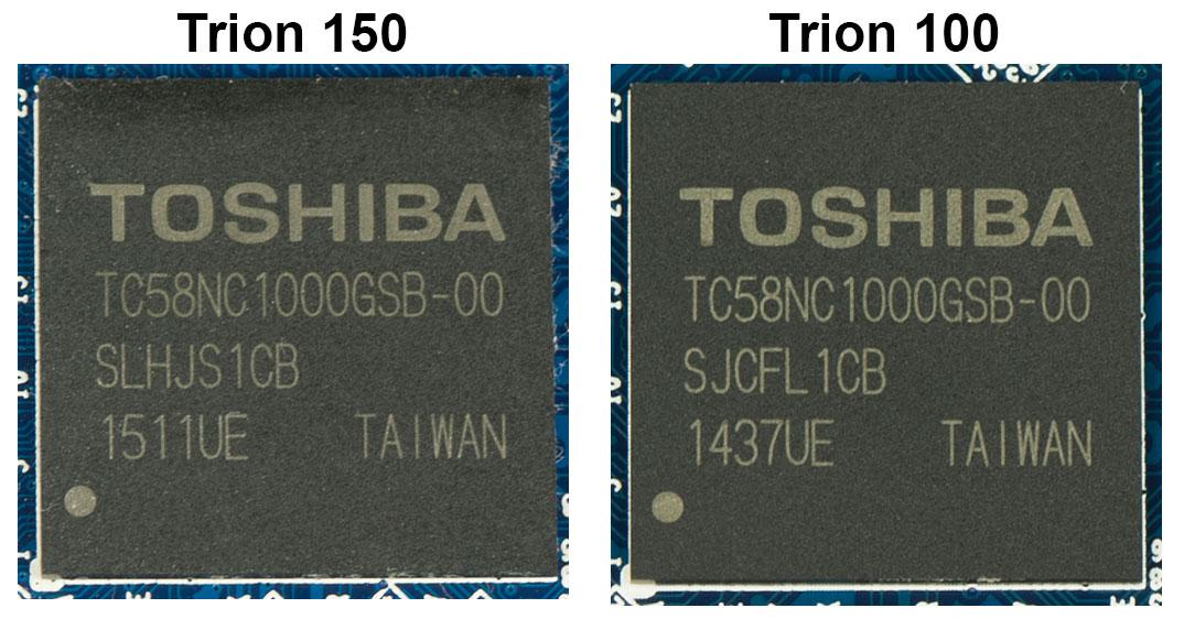 Честный обзор накопителя OCZ Trion 150 - 9