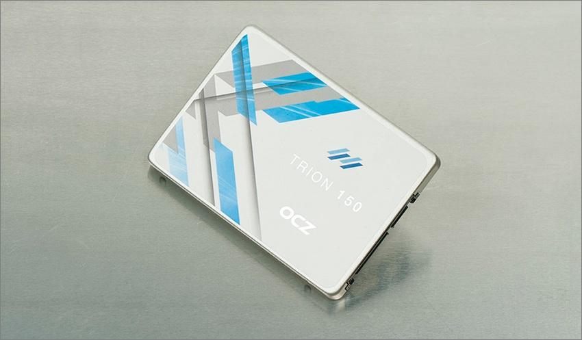 Честный обзор накопителя OCZ Trion 150 - 1