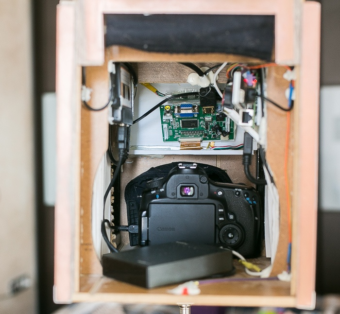 Делаем автономную фотобудку на raspberry pi - 7