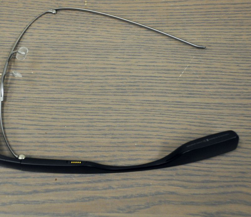 Еще не представленная корпоративная версия видеоочков Google Glass появилась на e-bay - 2