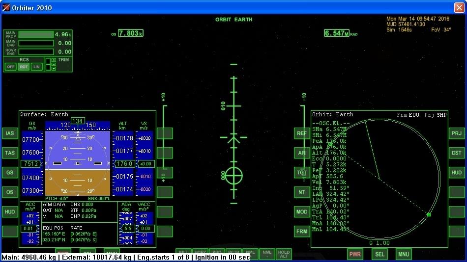 Орбитальный детектив или как улетал ЭкзоМарс - 11