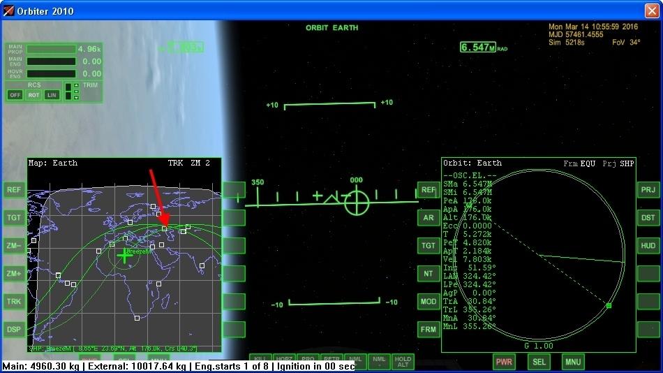 Орбитальный детектив или как улетал ЭкзоМарс - 12