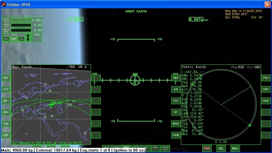 Орбитальный детектив или как улетал ЭкзоМарс - 13