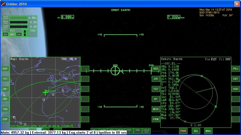 Орбитальный детектив или как улетал ЭкзоМарс - 16