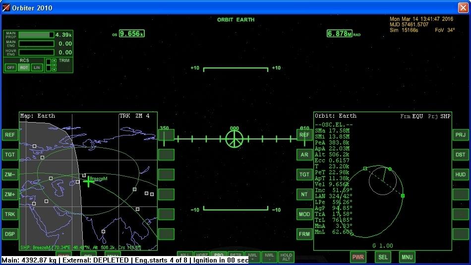 Орбитальный детектив или как улетал ЭкзоМарс - 20