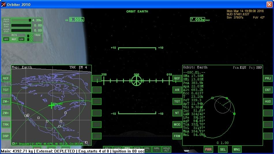 Орбитальный детектив или как улетал ЭкзоМарс - 23