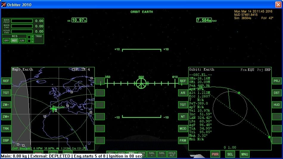 Орбитальный детектив или как улетал ЭкзоМарс - 24