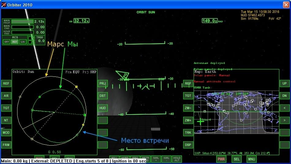 Орбитальный детектив или как улетал ЭкзоМарс - 27