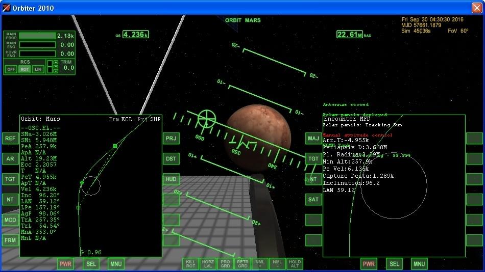 Орбитальный детектив или как улетал ЭкзоМарс - 29
