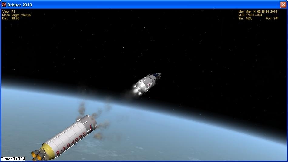 Орбитальный детектив или как улетал ЭкзоМарс - 8
