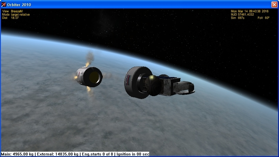Орбитальный детектив или как улетал ЭкзоМарс - 9