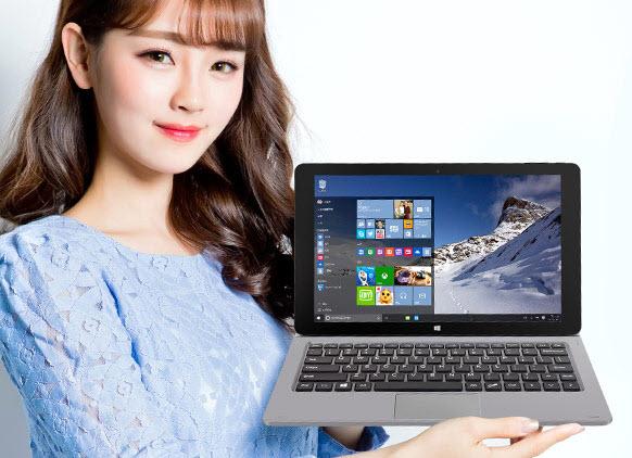 Планшет Teclast Tbook 11 с двумя ОС, 4 ГБ оперативной памяти и дисплеем диагональю 10,6 дюйма доступен примерно за $215