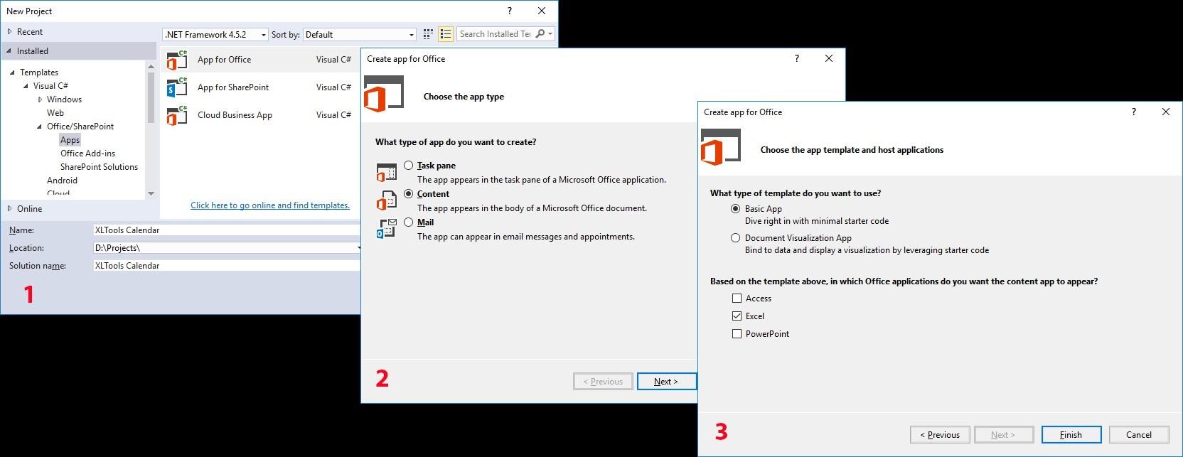 Продуктивность в разработке Office Add-ins - 3