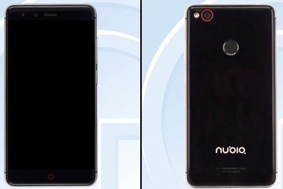 Смартфон ZTE Nubia Z11 Mini появился в базе данных TENAA