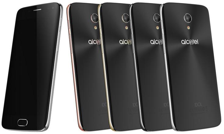 Смартфон Alcatel Idol 4 Mini может получить от 1 до 3 ГБ ОЗУ