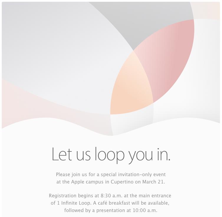 Текстовая трансляция Apple Special Event (трансляция окончена, все новинки в конце поста) - 1