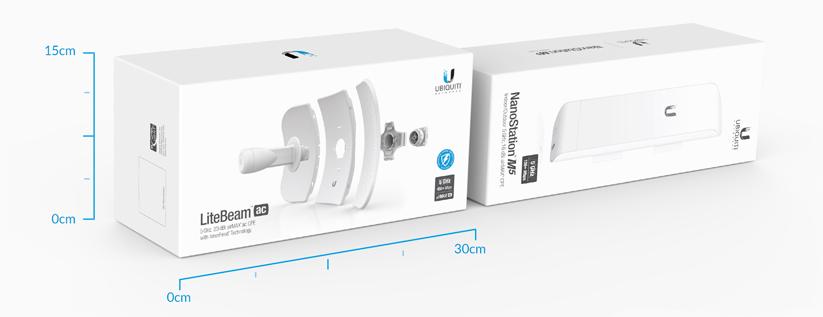 Ubiquiti LiteBeam AC– строим радиосети по-новому и бюджетно - 2