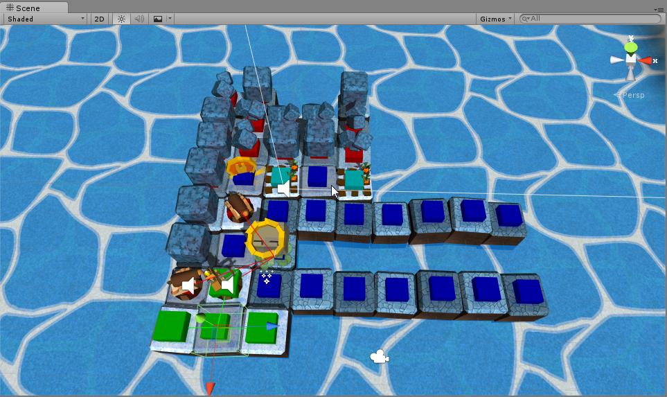 Unity и «Помогаторы» для редактора - 3