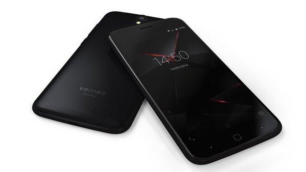 Vernee Thor может стать первым смартфоном, который будет сертифицирован Uber