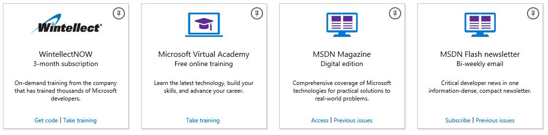 Бесплатный пакет возможностей для разработчика: Visual Studio Dev Essentials - 3