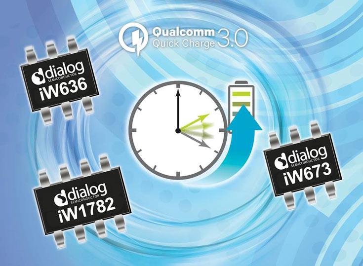На уровне выводов микросхемы Dialog Semiconductor iW1782 и iW636 совместимы со своими предшественницами