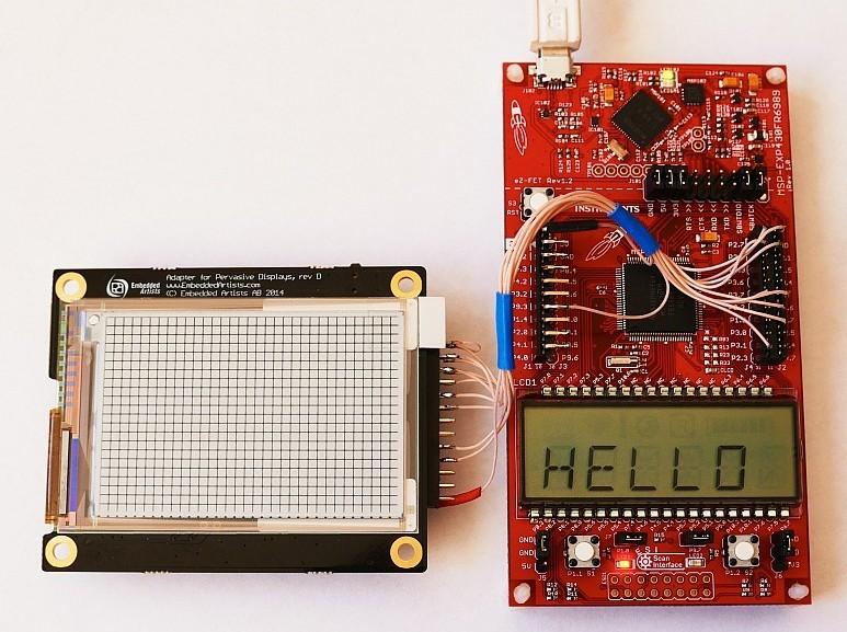 Ферроэлектрическая (сегнетоэлектрическая) память и электронные чернила — идеальное сочетание для батарейного питания - 1
