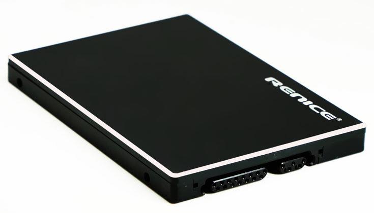 Поставки SSD Renice X9 R-SATA начнутся в апреле