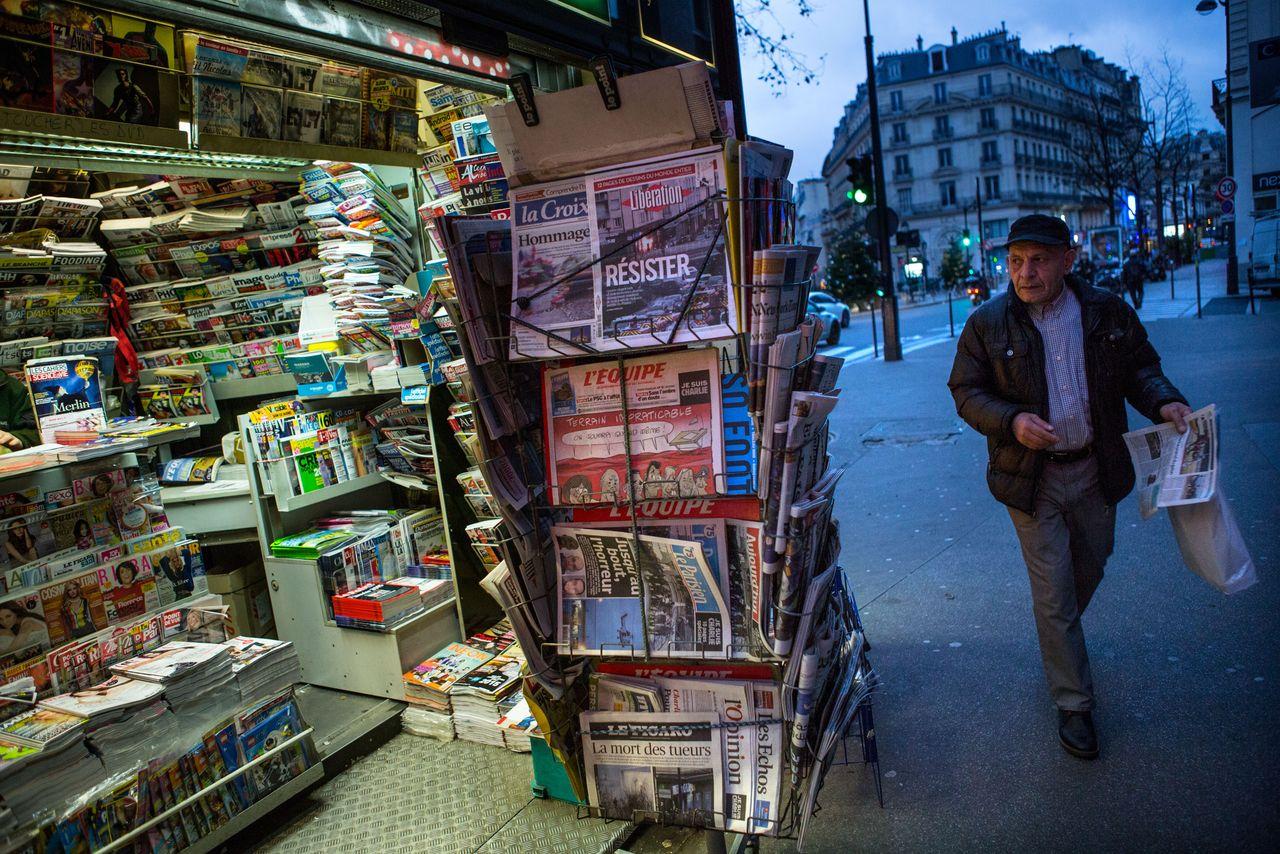 Крупнейшие СМИ Франции начали блокировать читателей, использующих AdBlock - 1