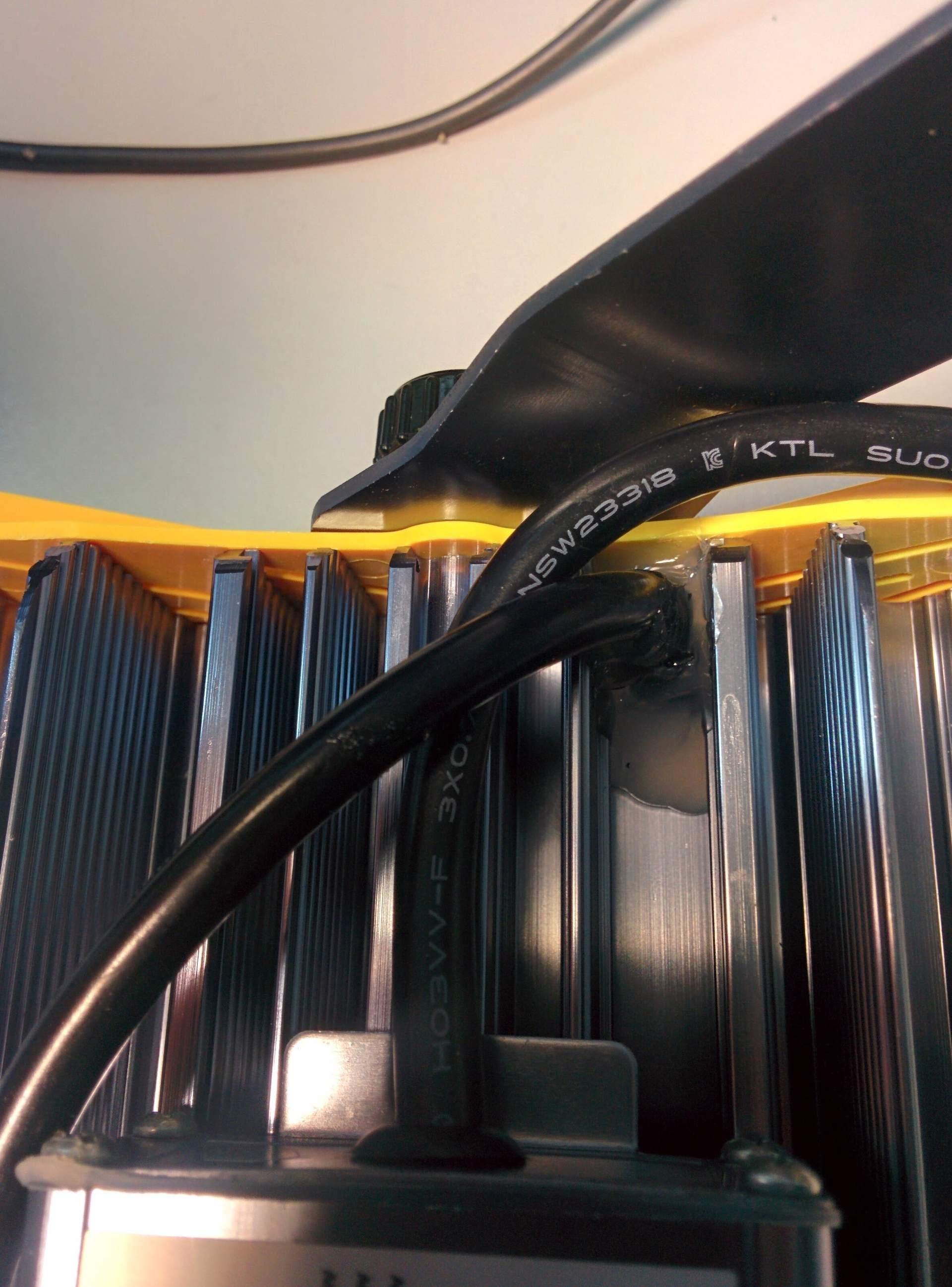 Необычный светодиодный прожектор от НАНОСВЕТ с испытанием в полевых условиях - 14