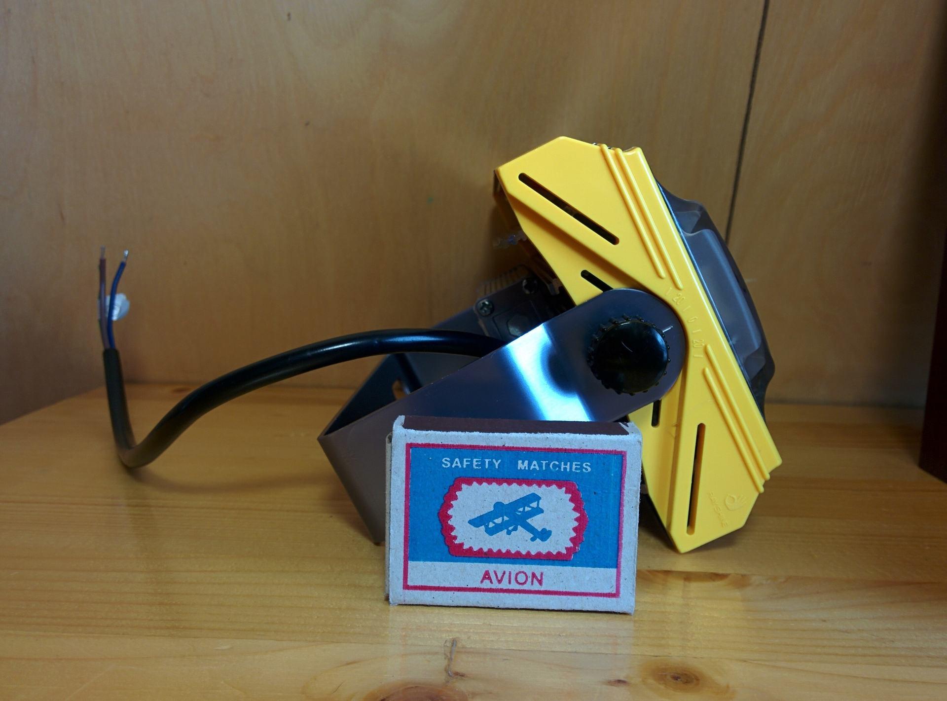 Необычный светодиодный прожектор от НАНОСВЕТ с испытанием в полевых условиях - 8