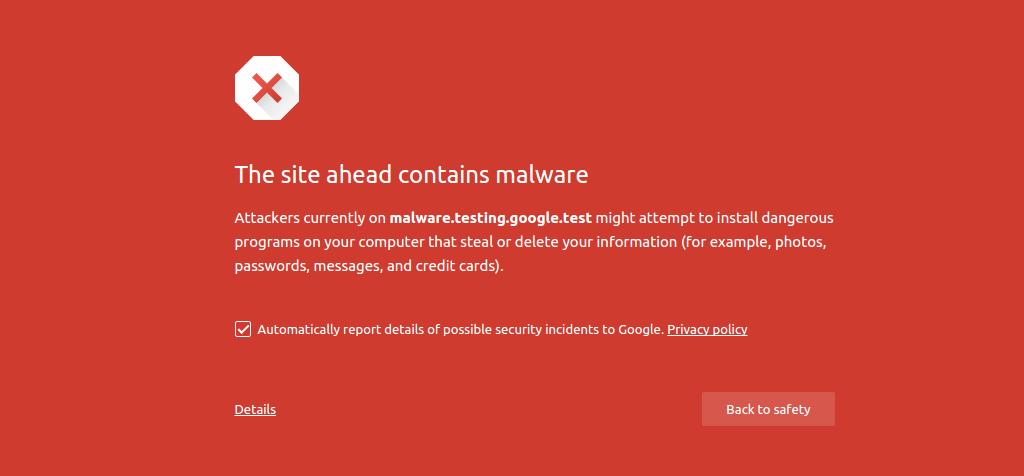 Основные угрозы безопасности сайта - 1