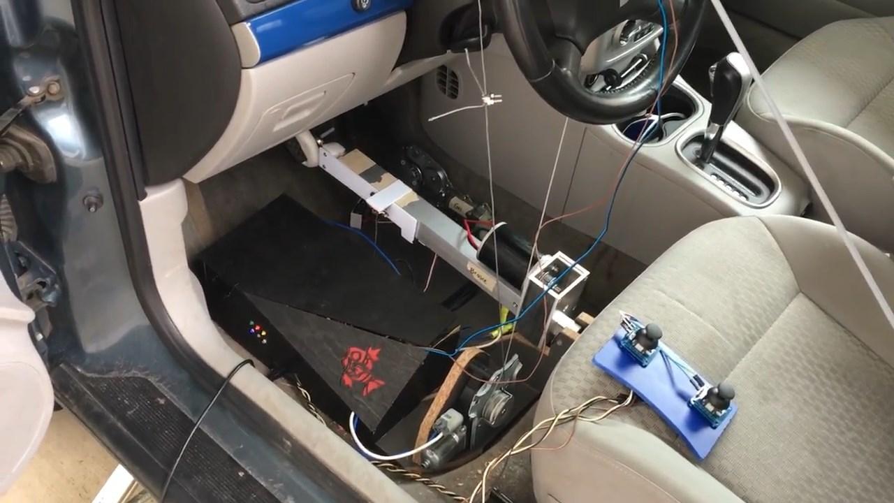 Управление автомобилем с джойстика через Arduino Mega - 1