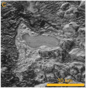 800 тысяч лет назад на Плутоне могли существовать реки и озера - 2