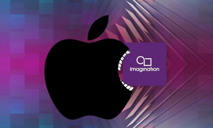 Apple может купить Imagination Technologies