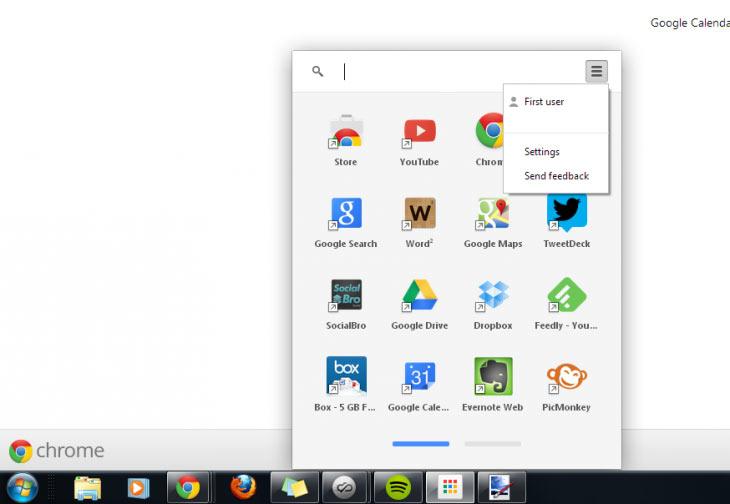 Процесс удаления Chrome App Launcher будет постепенным и растянется на несколько месяцев