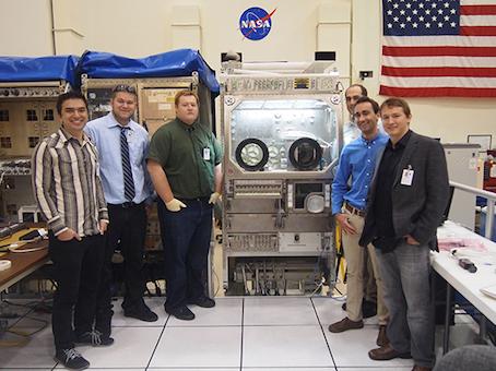 NASA запустила в космос новый 3D-принтер - 2