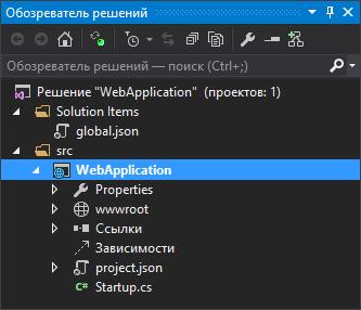 Готовим ASP.NET Core: подробнее про работу с модульным фреймворком - 3