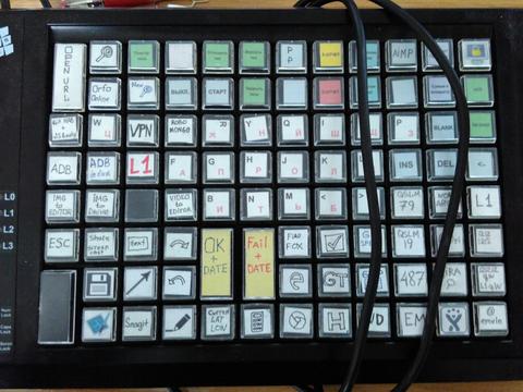 Использование POS-клавиатуры для решения рутинных задач - 26